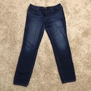 American Eagle Jeans. Non smoking home. No holes.
